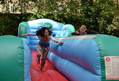 Link to the JS Fun Event Hire website