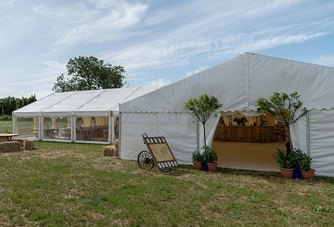 Link to the Barny Lee Marquees website