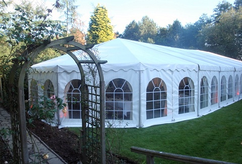 Link to the High Peak Marquees website