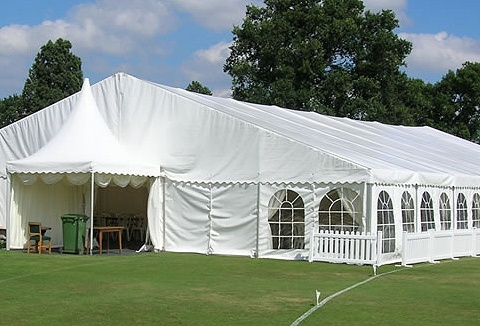 Link to the Fews Marquees website