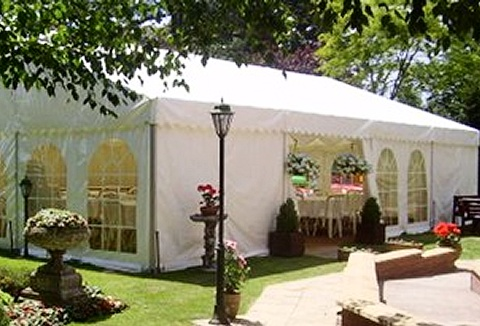 Link to the Crest Marquees Ltd website