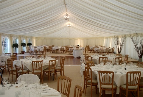 Link to the Hadley Marquees UK Ltd website