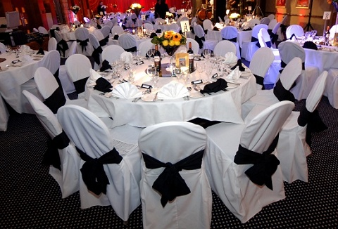 Link to the The Linen Hire Ltd website