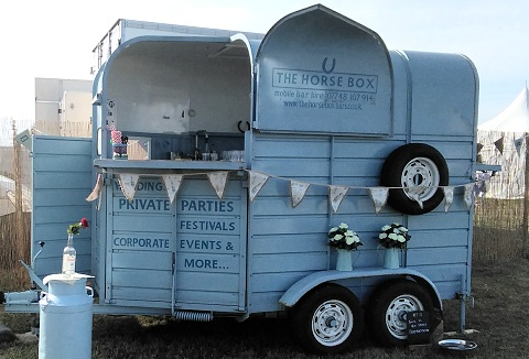Link to the Horsebox Bar website