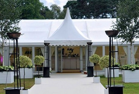 Link to the Esslemont Marquees website
