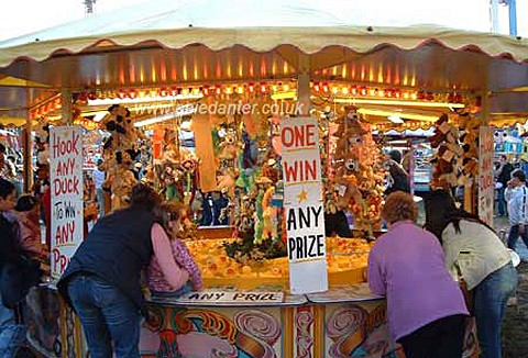 Link to the Abie Danter Funfairs website