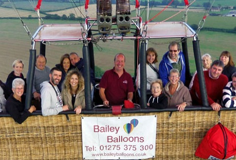 Link to the Bailey Balloons website