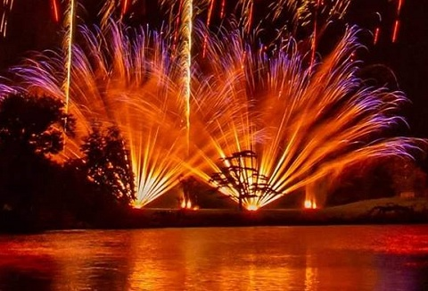 Link to the Distant Thunder Fireworks website