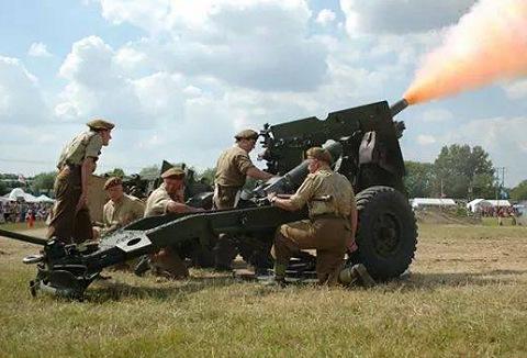 Link to the The Garrison Artillery Volunteers website