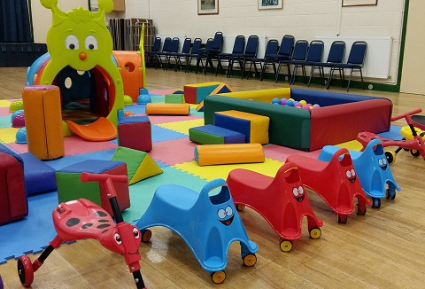 Link to the TDS Inflatables website