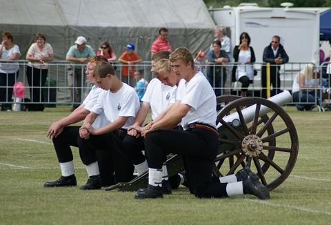 Link to the Royal Navy Display Teams website