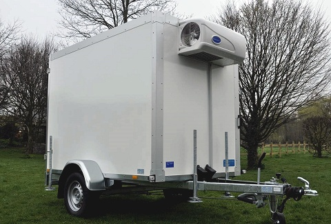 Link to the Refrigerated Trailer Sales and Hire Ltd website