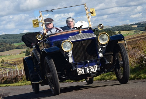 Link to the The Veteran Car Club of Great Britain website