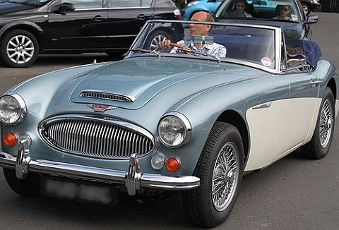 Link to the Austin Healey Club website