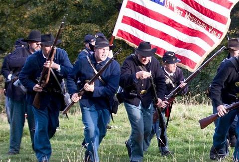 Link to the 18th Regiment Missouri Volunteer Infantry website