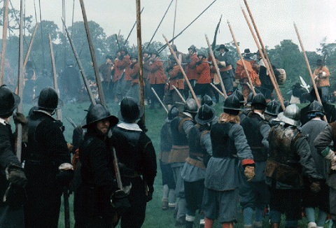 Link to the John Bright's Regiment of Foote website