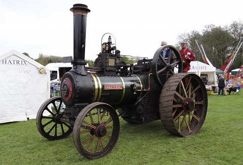 Link to the East Anglian Traction Engine Society website