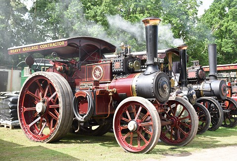 Link to the Sussex Steam Engine Club website