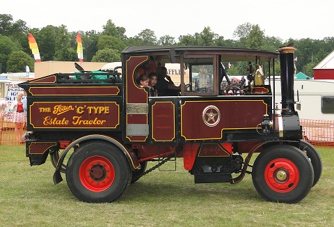 Link to the Hertfordshire Steam Engine Preservation Society website