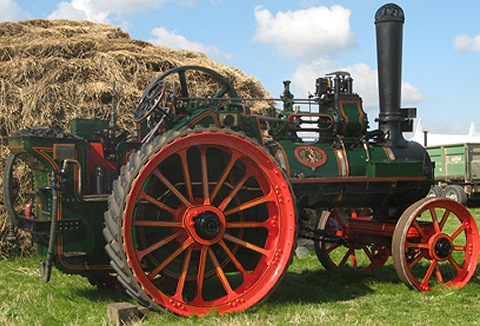 Link to the Thames Valley Traction Engine Club website