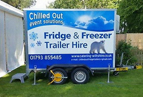 Link to the Chilled Out Event Solutions website