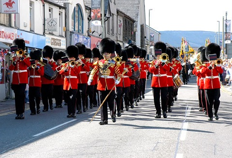 Link to the Corps of Army Music website