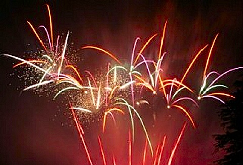 Link to the Cheshire Fireworks website