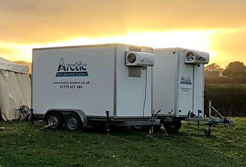 Link to the Arctic Refrigerated Trailers website