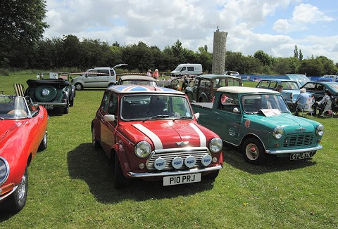 Link to the North Cheshire Classic Car Club website