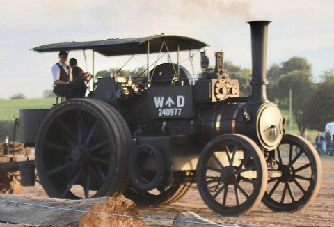 Link to the Traction Engine Club of Ulster website