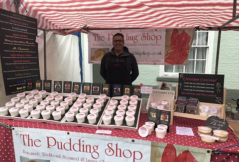 Link to the The Pudding Shop website