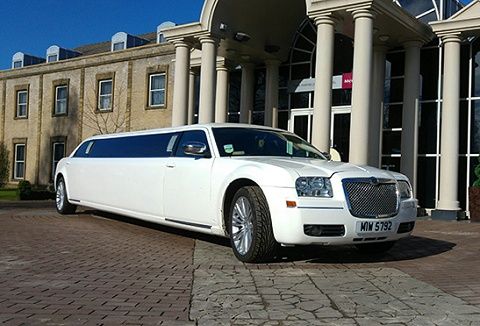 Link to the Men In White Limousines website