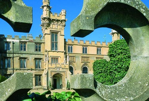 Link to the Knebworth House website