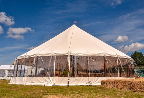Link to the County Marquees (East Anglia) website
