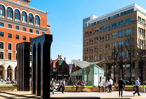 Link to the Brindleyplace website