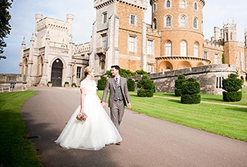 Link to the Belvoir Castle website