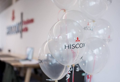 Link to the Hiscox Ltd website