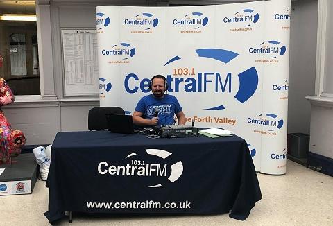 Link to the Central FM website