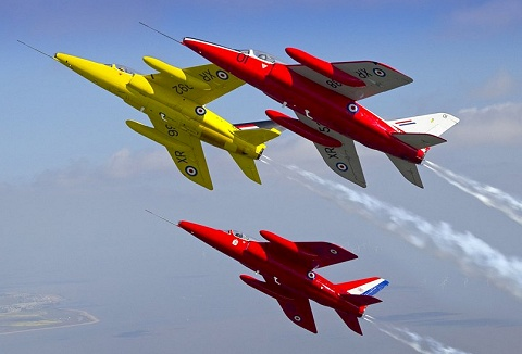 Link to the Gnat Display Team website