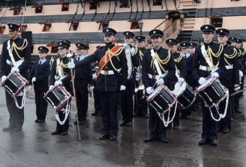 Link to the Bournemouth Youth Marching Band website
