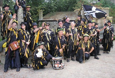 Link to the Wreckers Morris website