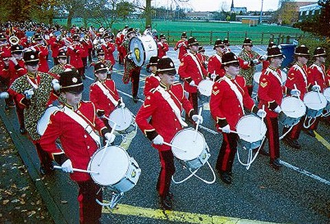 Link to the Brentwood Imperial Youth Band website