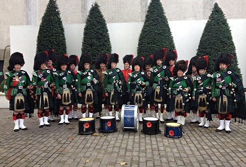 Link to the Sutherland Pipes and Drums website