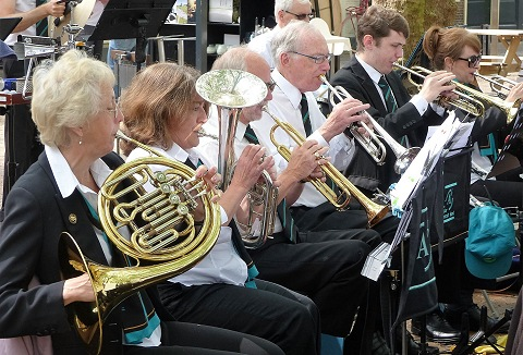 Link to the The Adur Concert Band website