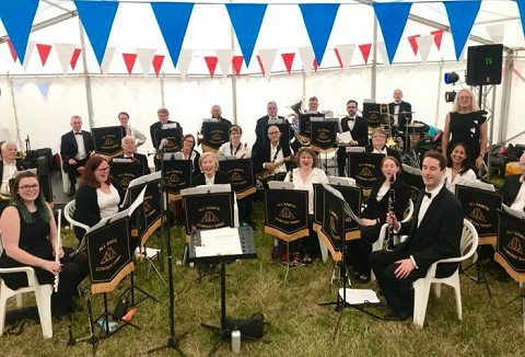 Link to the All Saints Concert Band website