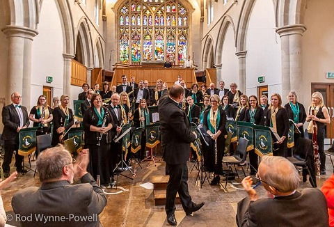 Link to the Aylesbury Community Concert Band website