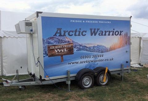 Link to the Artic Warrior website