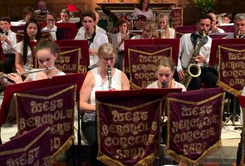 Link to the West Bergholt Concert Band website