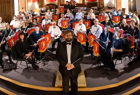 Link to the The Barnet Band website