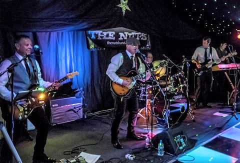 Link to the The Nuts Band website